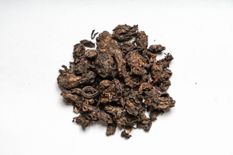 самый бодрящий китайский чай